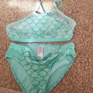 Justice mermaid bikini